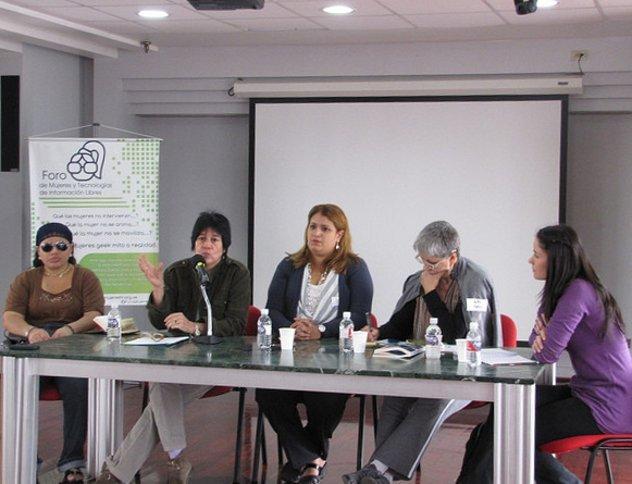 La Discapacidad Visual en Foro Mujeres y TIL
