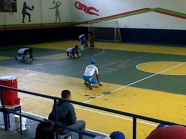 Goalball Venezolano En El Segundo Semestre 2014