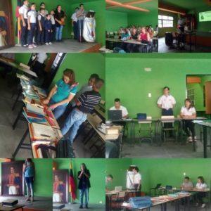 Participantes del Consejo Técnico de Área dictado por la UEE Torbes y el Equipo Integrado Táchira.